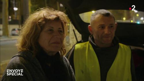 """VIDEO. """"On n'a pas envie de perdre"""" : jugé après avoir été arrêté le 1er décembre, un couple de """"gilets jaunes"""" reste déterminé"""