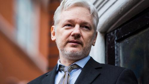 """WikiLeaks : les conditions sont """"réunies"""" pour que Julian Assange quitte l'ambassade de l'Equateur à Londres"""