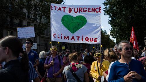 """""""On a plus le temps d'attendre """" : la marche pour le climat maintenue samedi à Paris"""