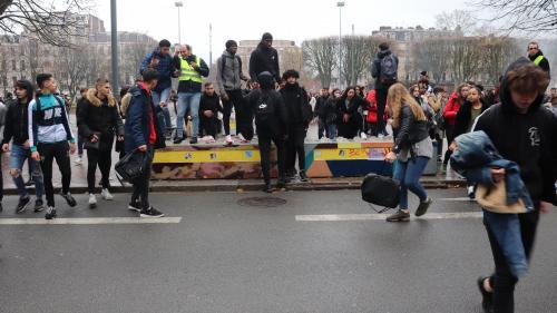 Blocage de lycées et d'universités : le tour de France des établissements touchés région par région