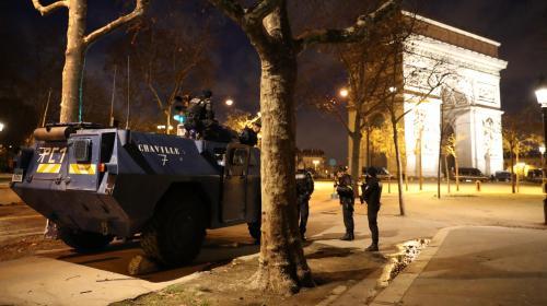 """""""Gilets jaunes"""" : le dispositif policier pour la manifestation de samedi à Paris fuite sur internet, une enquête ouverte"""