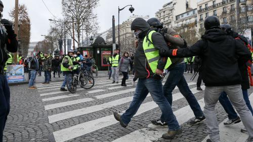 """DIRECT. """"Gilets jaunes"""" : au total, 1723 personnes ont été interpellées en France hier"""