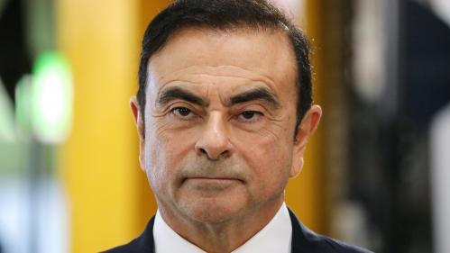 Le patron de Renault, Carlos Ghosn, est mis en examen au Japon pour dissimulation de revenus sur cinq ans