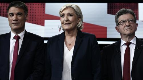 """""""Gilets jaunes"""" : l'allocution d'Emmanuel Macron critiquée par tous ses opposants... sauf à droite"""