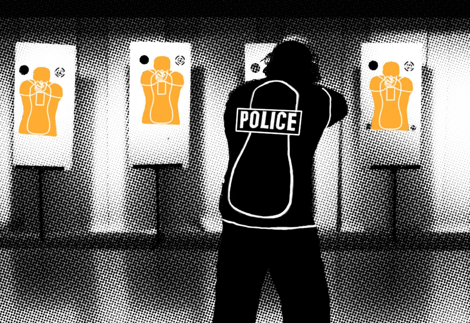 Les policiers portant leur arme en dehors du service doivent effectuer un entraînement de tir tous les quatre mois.
