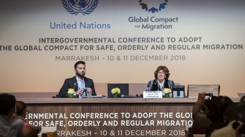 Immigration, rétention, trafic humain... Ce que contient vraiment le pacte de Marrakech