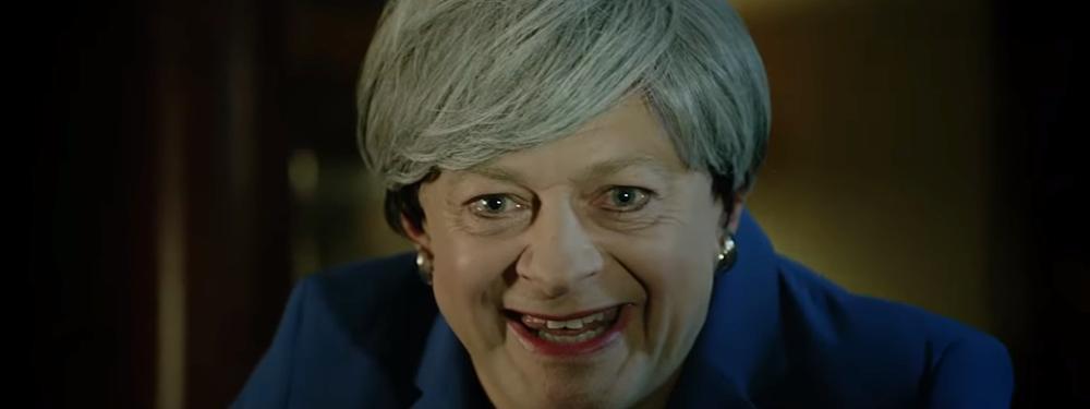 prix raisonnable artisanat de qualité profiter du prix le plus bas Andy Serkis - Theresa May - parodie Brexit 091218