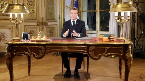 """Après les annonces d'Emmanuel Macron, 54% des Français souhaitent que le mouvement des """"gilets jaunes"""" s'arrête"""