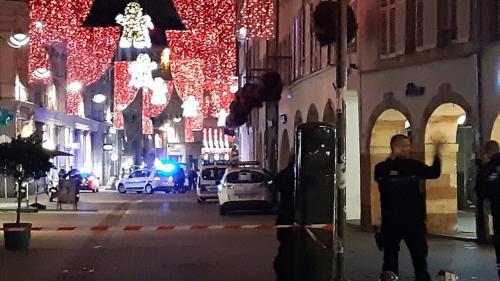 Strasbourg : deux morts et 11 blessés après des coups de feu dans le centre-ville