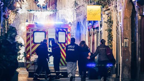 Strasbourg : une attaque meurtrière