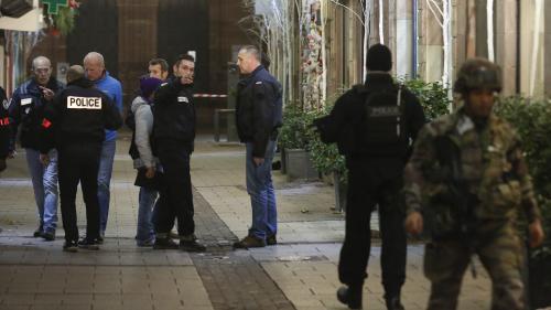 """DIRECT. Fusillade à Strasbourg : le bilan est de trois morts, corrige Christophe Castaner, le plan Vigipirate relevé au niveau """"urgence attentat"""""""