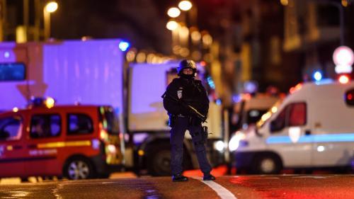 Attaque à Strasbourg : plusieurs opérations de police dans le quartier de Chérif C.
