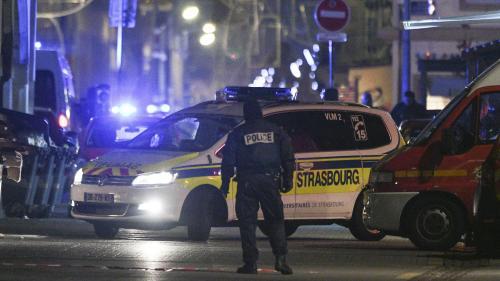 DIRECT. Fusillade à Strasbourg : la traque du tireur se poursuit, 670 membres des forces de l'ordre mobilisés