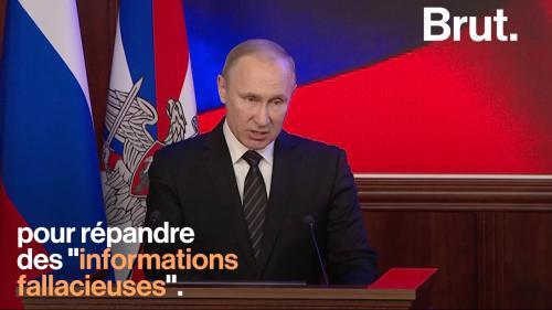 VIDEO. La Russie soupçonnée de vouloir déstabiliser les élections européennes
