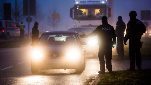 Attentat à Strasbourg : en France et en Allemagne, comment s'organise la traque pour retrouver le suspect ?