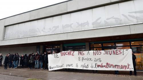 """A Strasbourg, """"un nid de personnes radicalisées"""" qui perdure depuis plusieurs années"""