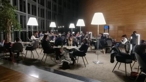 Fusillade à Strasbourg : la nuit mouvementée des députés européens, confinés à l'intérieur du Parlement