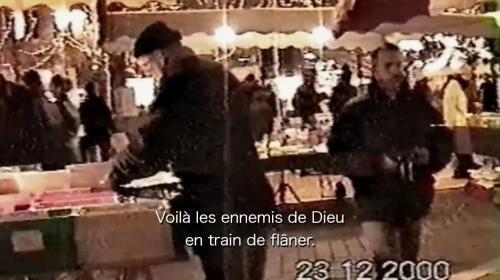 """DOCUMENT FRANCE 2. """"Cela aurait pu être un attentat massacre"""" : en décembre 2000, Al-Qaïda avait déjà tenté de frapper le marché de Noël de Strasbourg"""