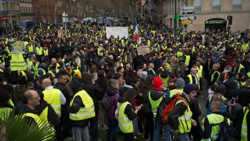 """""""Gilets jaunes"""" : la ville de Toulouse prend des mesures exceptionnelles pour faire revenir les consommateurs dans le centre-ville"""