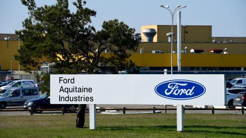 Industrie : Ford annonce la fermeture de l'usine de Blanquefort et suscite un tollé