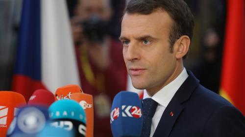 """DIRECT. Attentat à Strasbourg : Emmanuel Macron affirme """"la solidarité de la nation"""" à l'égard des victimes"""