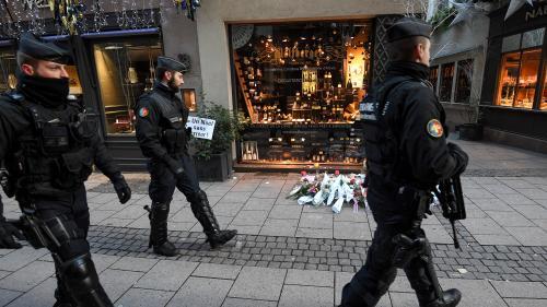 DIRECT. Attentat à Strasbourg : une cinquième personne de l'entourage de Cherif Chekatt a été placée en garde à vue