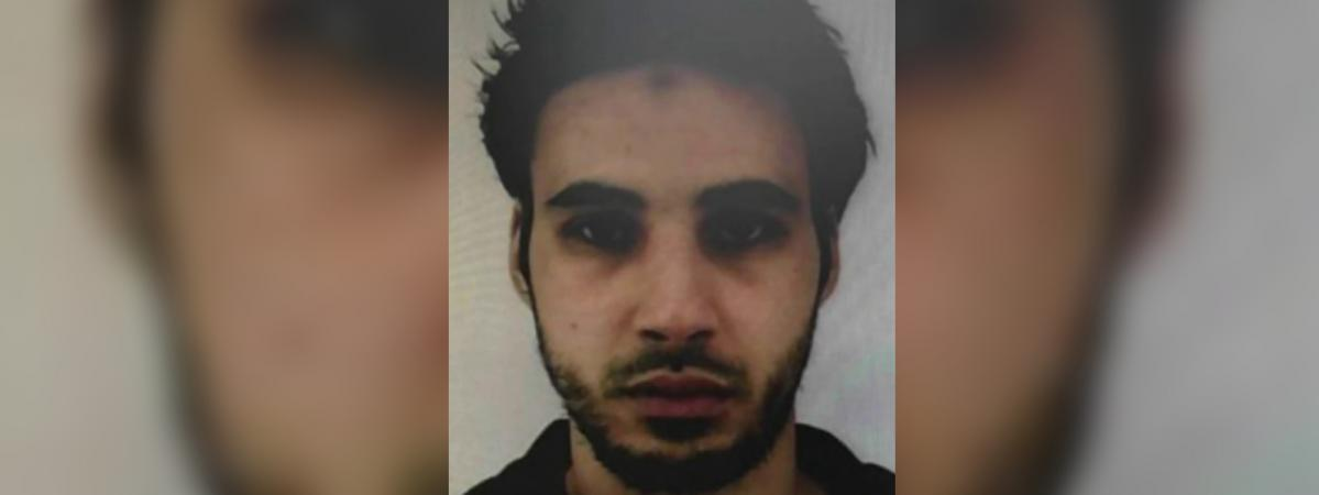 Cherif Chekatt, suspecté d\'être l\'auteur de l\'attentat perpétréle 11 décembre 2018 à Strasbourg (Bas-Rhin).