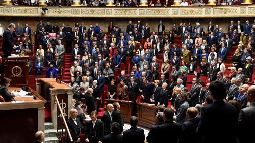 """""""Gilets jaunes"""" : sans surprise, l'Assemblée nationale rejette la motion de censure de la gauche"""