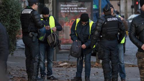 """""""Gilets jaunes"""" : un arrêté préfectoral interdisait-il à certaines personnes de manifester samedi 8décembre à Paris ?"""
