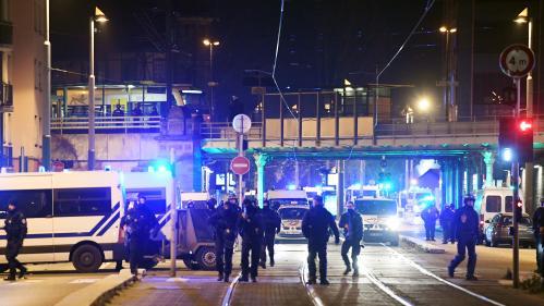 """RECIT. """"Ça a duré deux secondes en tout"""" : après 48 heures de traque, trois policiers mettent fin à la cavale de Cherif Chekatt"""
