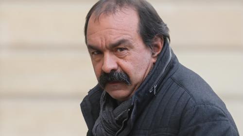 """DIRECT. """"Il faut des grèves partout"""" et créer des """"convergences"""" avec les """"gilets jaunes"""", lance Philippe Martinez"""
