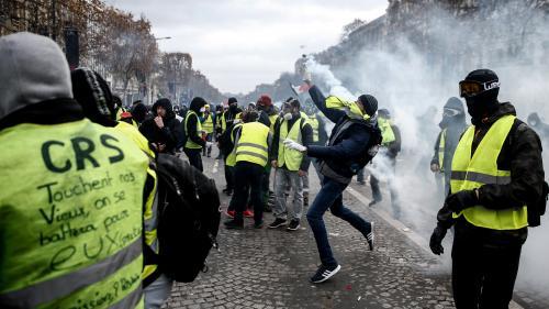 """DIRECT. """"Gilets jaunes"""" : le préfet de police de Paris prévoit un """"dispositif assez semblable à celui de la semaine passée"""""""