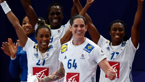 Euro féminin de handball : les Françaises de nouveau en finale, un an après le Mondial