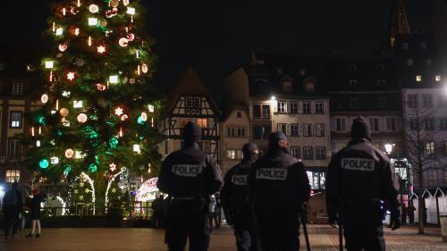 Attentat à Strasbourg : après la mort du terroriste, une ville soulagée