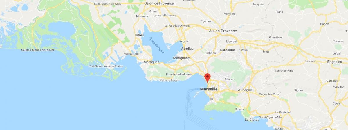 Marseille : un jeune homme de 20 ans tué de plusieurs coups de couteau, un suspect arrêté