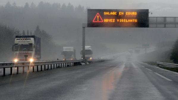 Météo : 6 départements de l'ouest en vigilance orange neige-verglas