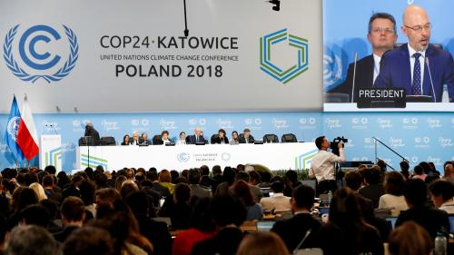 COP24 : la communauté internationale adopte les règles d'application de l'accord de Paris
