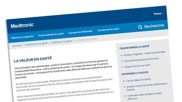 """""""Implant Files"""": comment Medtronic compte peser sur la réforme du système de santé français pour mieux en tirer profit"""