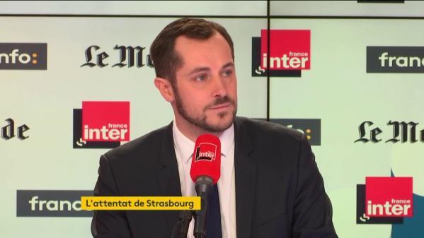 """Nicolas Bay doute que les """"gilets jaunes"""" puissent """"faire une offre politique au sens électoral"""" aux élections européennes"""