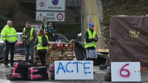 """""""Gilets jaunes"""" : des appels lancés pour un """"acte 6"""", malgré l'essoufflement de l'""""acte 5"""""""