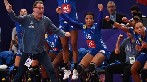 Euro féminin de hand: Un an après le titre mondial, les Bleues sont sacrées championnes d'Europe