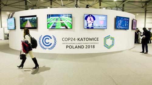 """COP24 : """"Si on veut respecter les objectifs, le niveau d'ambition actuel au plan mondial est très insuffisant"""""""