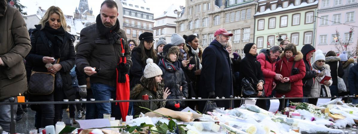 Attentat à Strasbourg : une cinquième victime décédée