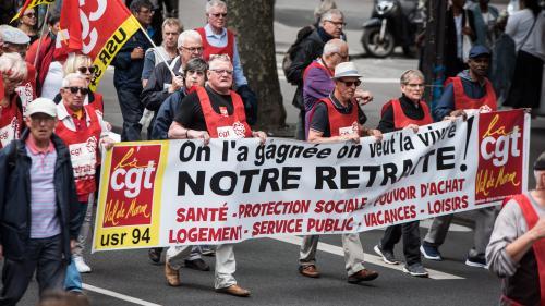 L'annulation de la hausse de la CSG pour les retraités modestes ne sera effective qu'en juillet, selon la ministre du Travail