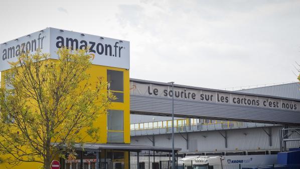 Loiret : la CGT du site Amazon de Saran réclame une prime exceptionnelle à la direction