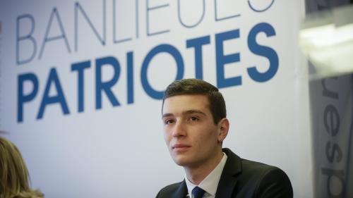 Marine Le Pen a choisi Jordan Bardella, 23ans, comme tête de liste du RN aux européennes
