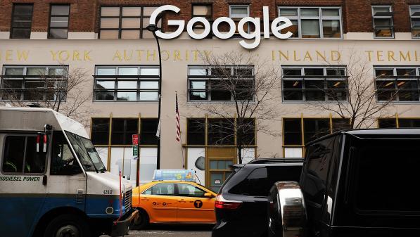 Google va investir unmilliard de dollars dans un nouveau