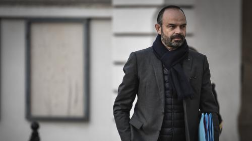"""""""Gilets jaunes"""" : Édouard Philippe détaille les mesures"""