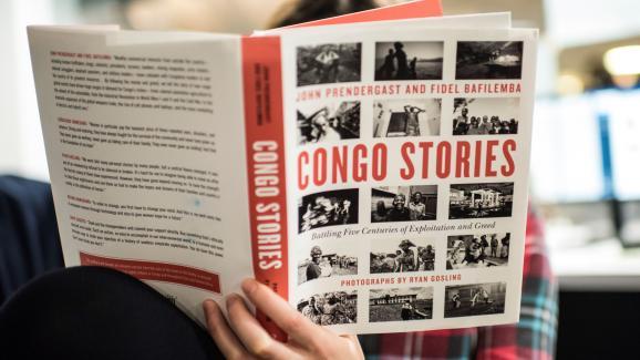 La couverture du livre illustré en photos par l\'acteur Ryan Gosling