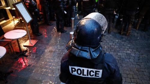 """Colère des policiers : """"Les collègues ne vont pas se satisfaire d'une prime de 300 euros"""""""